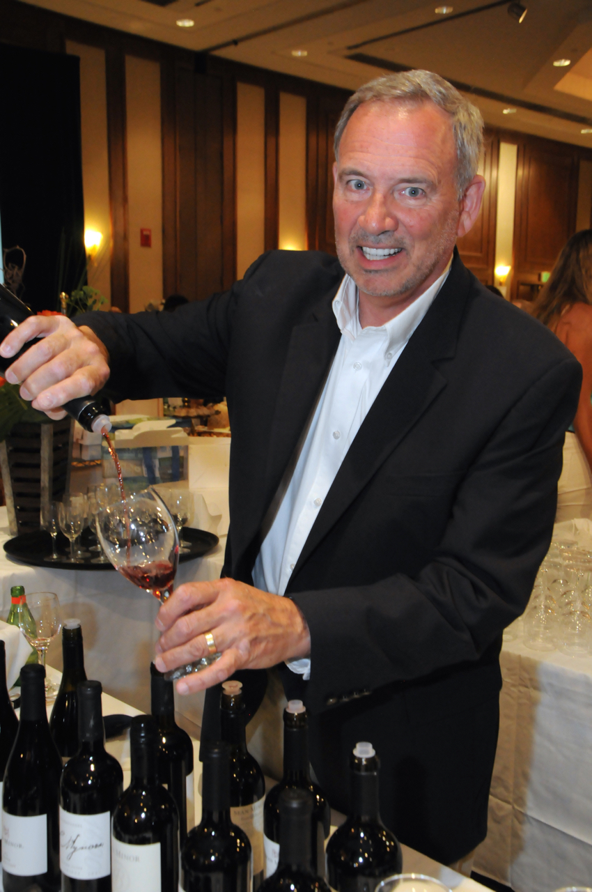 Philip Tartaglione - Sean Minor Wines<br><em>Photograph: Bob Capazzo</em>