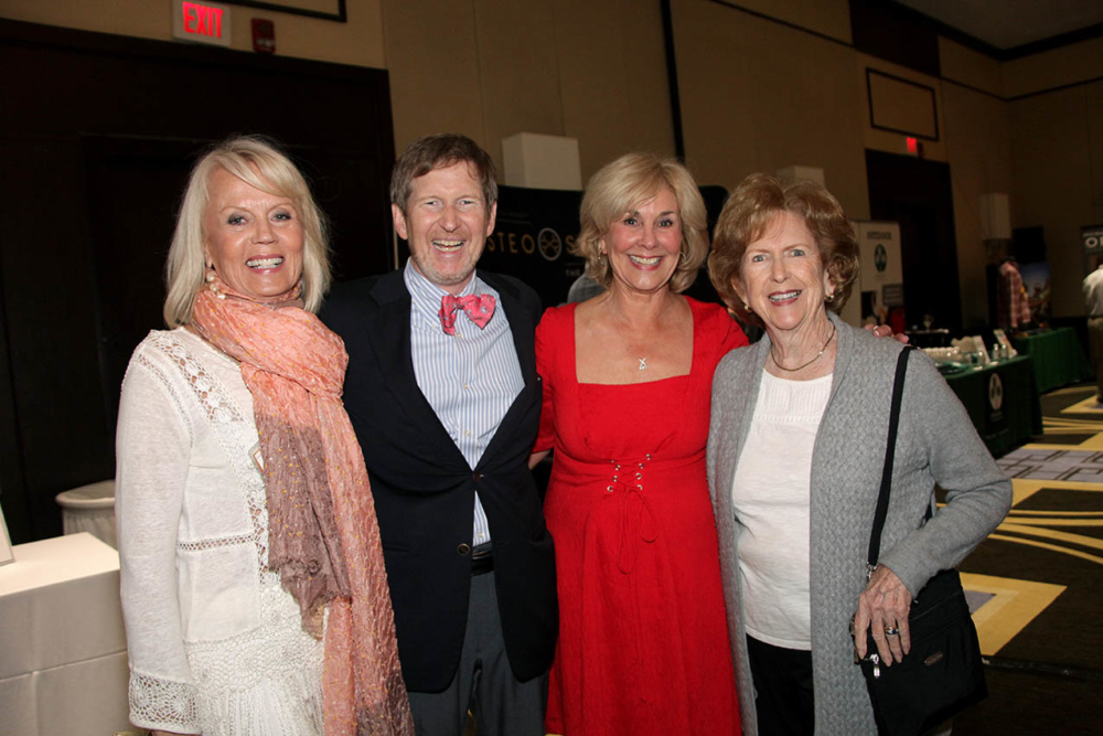 Gabriella Mays, Johnathon Moffly, Caren Hart Nelson, Donna Moffly