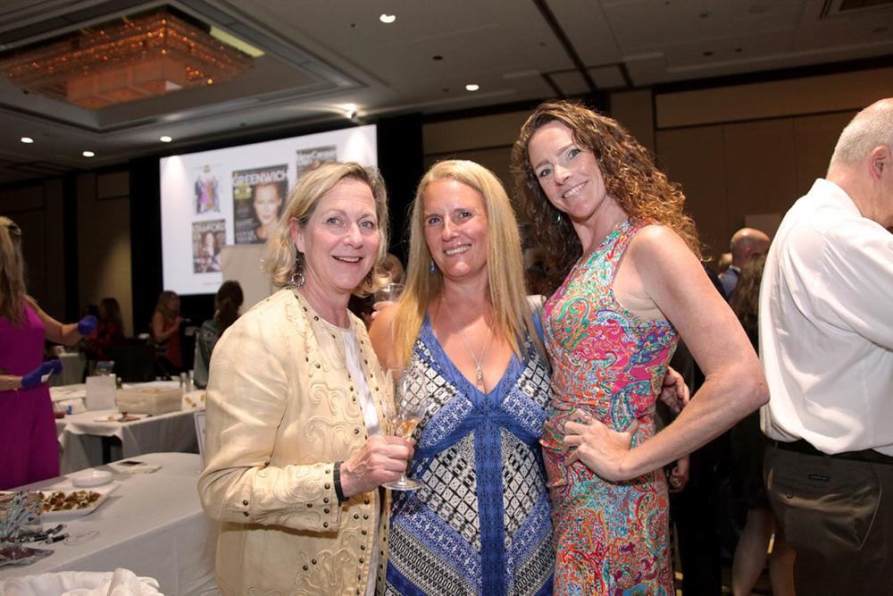 Beth Flatley, Annette Einhorn, Karen Cusato