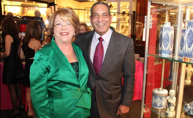 Sally Kaltman and Mostafa Hassan