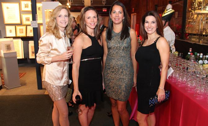 Tamara Kilmurray, Shari Greenleaf, Katie Sibley and Kathy Casa
