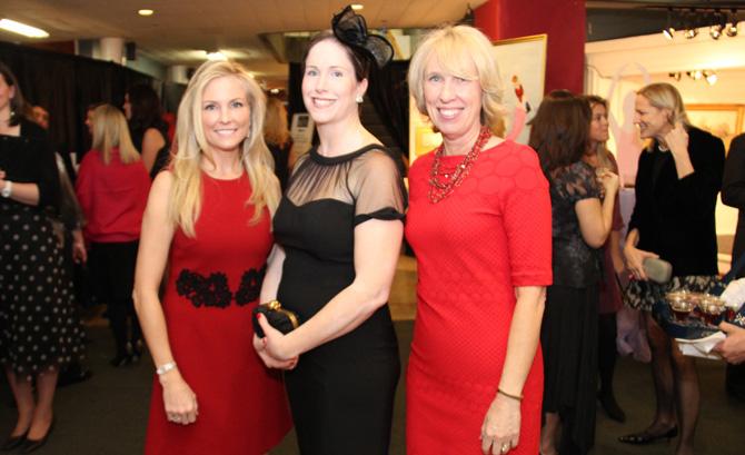 Tiffany Burnette, Roxanne Vanderbilt and Debra Mecky