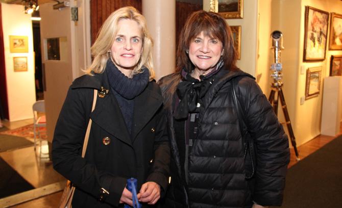 Kathryn Minckler and Carol Goldstone