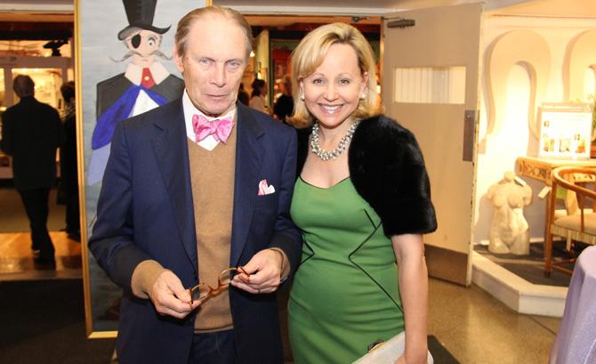 Chuck and Deborah Royce