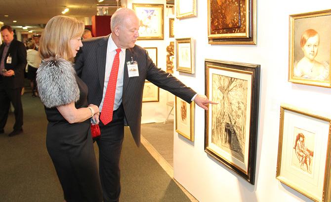 Patricia Chadwick and John Copenhaven