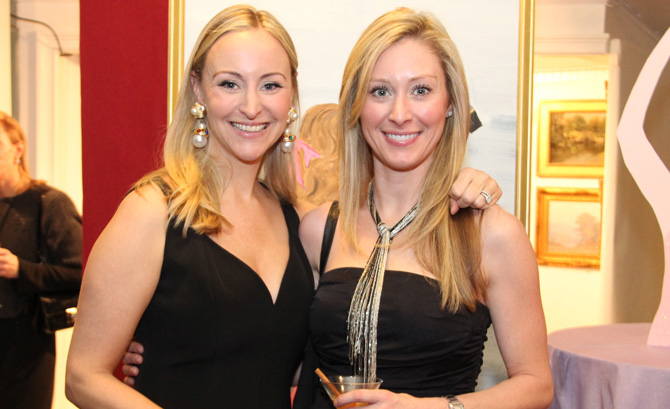 Carrie Wallack and Erin Jenny