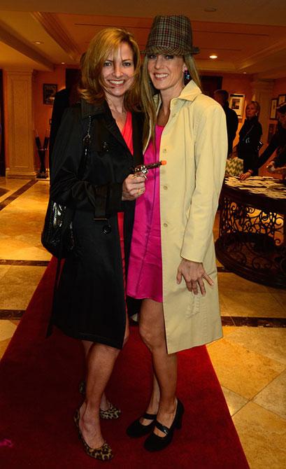 Carmina Roth and Alison Cameron