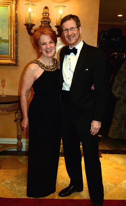 Louisa Greene and Jonathan Moffly