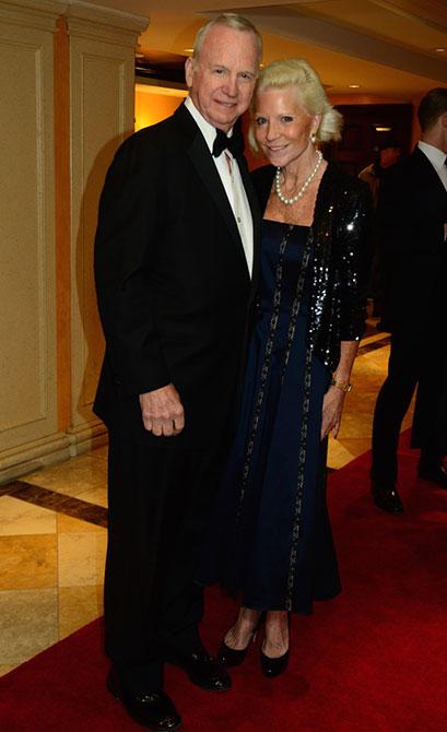 Walter Raquet and Sabrina Forsythe