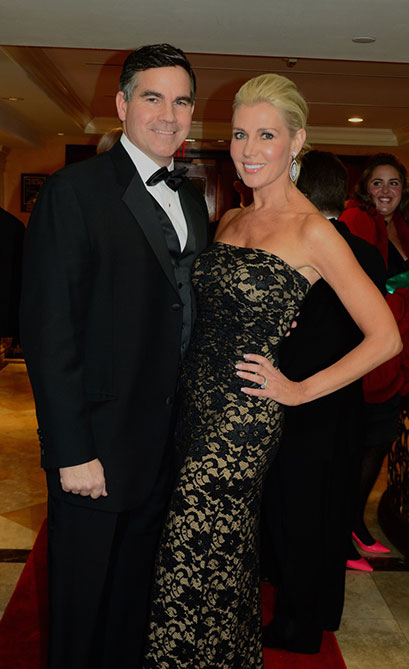 Dan and Izabella O'Brien