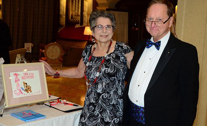 Marion and Milt Drexler