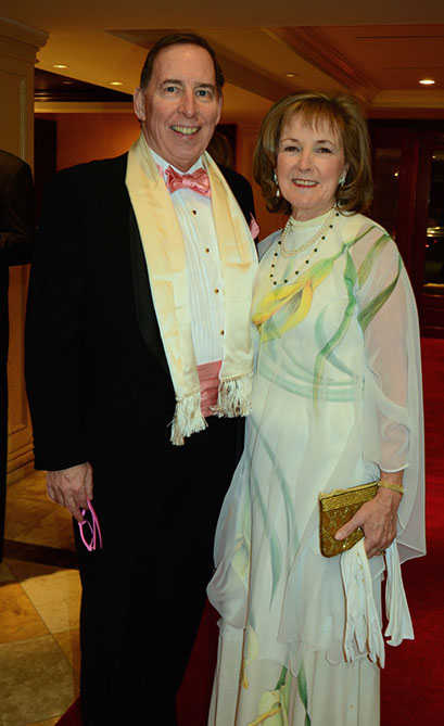 Tracy and Lin Lavery