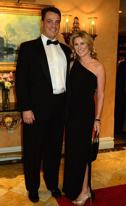 Dr. Arthur Jenkins and Linda Chase Jenkins