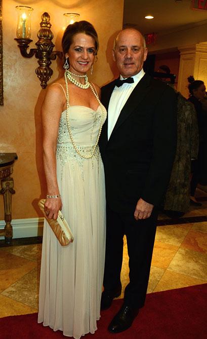 Lori and Frank Mercede