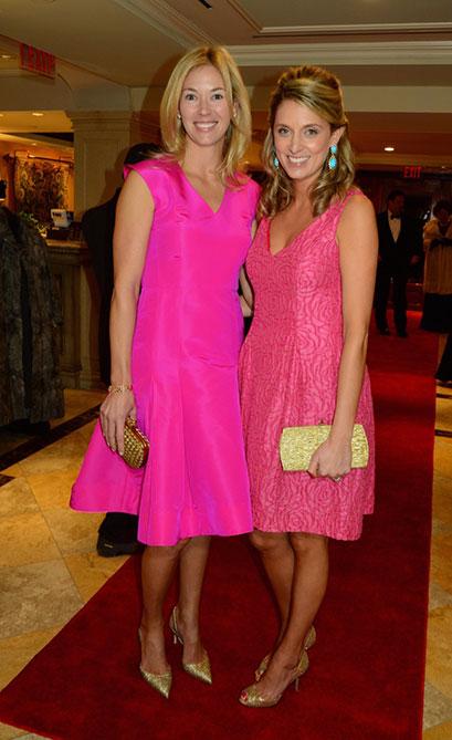 Elizabeth Lake and Catie Salyer