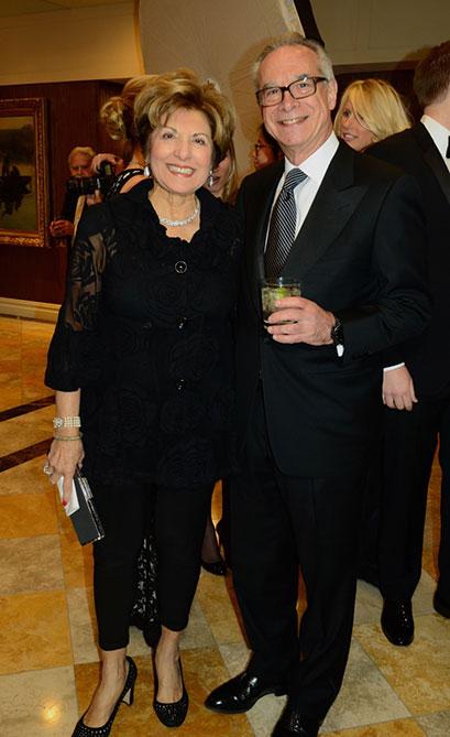 Sandy and Bob Goldstein