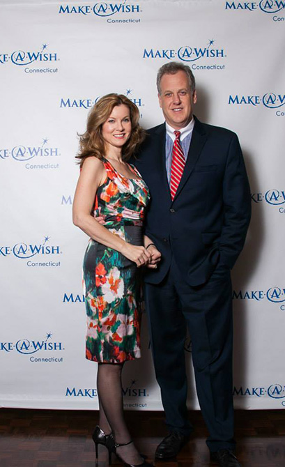 Jodi Applegate and Michael Kay