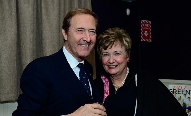 Geoff and Janet Orlando