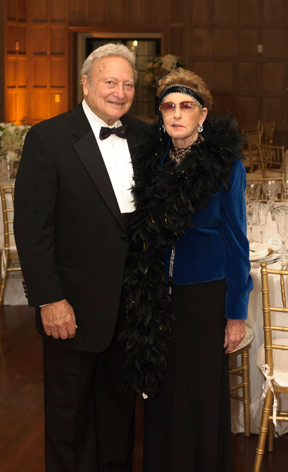 Alan and Deborah Simon