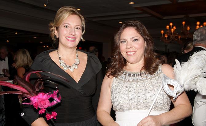 Heather Studwell and Jody Ewen