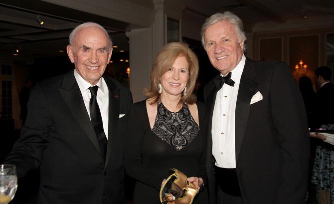 Jack Mitchell, Mary Jane and Peter DaPuzzo