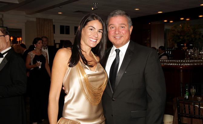 Erica and Dennis D'Antonio