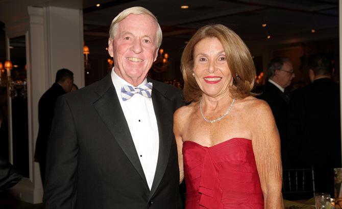 Nancy and Roger Lynch