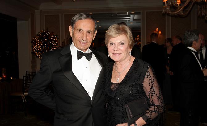 Joe and Barbara Baratta