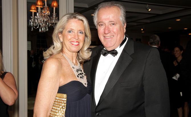 Denise and Angelo Vivolo