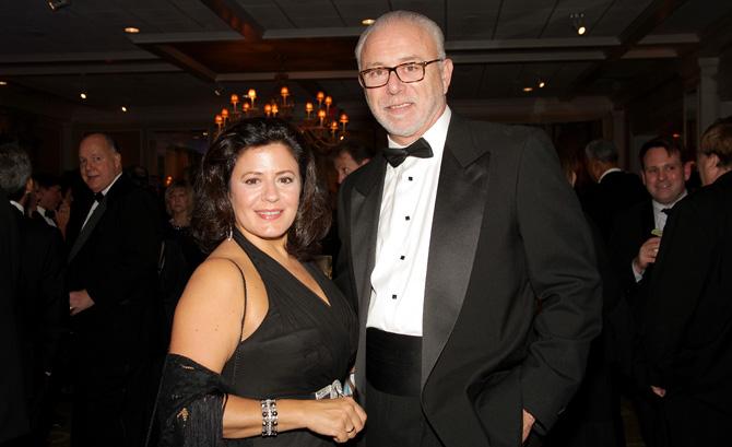 Theresa and John Santoro
