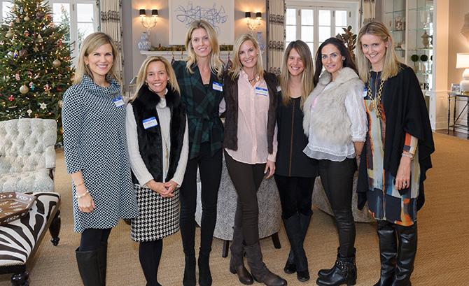 Scottie Bonadio, Brooke Bremer, Erin Stern, Courtney Bieger, Lauren Cranston, Kate Lupo and Ashley Graham