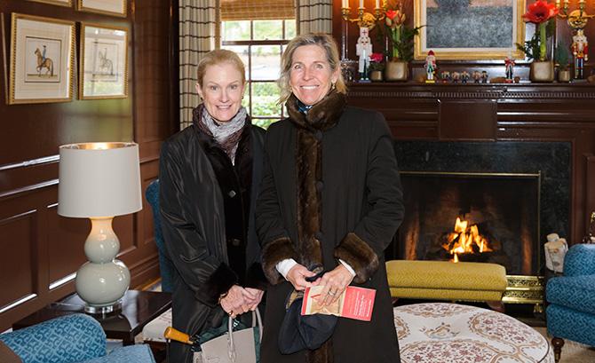 Heidi Ongaro and Nancy Maloney