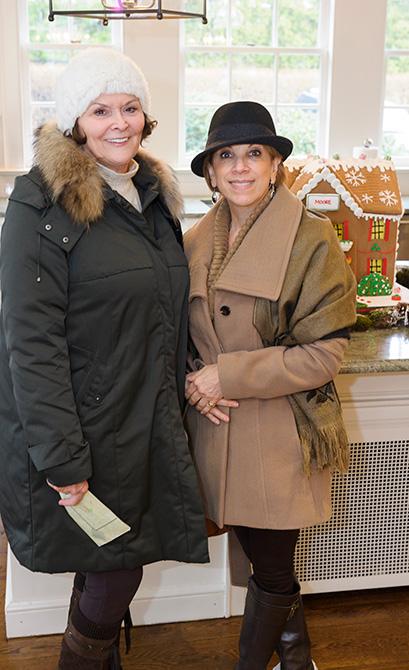 Arlene Lestingi and Flo Milano