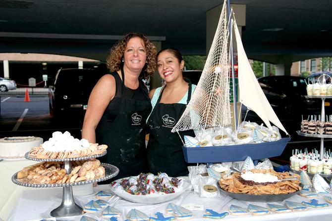 Sabrina DiMare and Kimberly Munoz