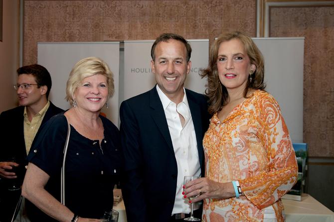Mary Ellen Walsh, David Haffenreffer, and Kathryn Finelli