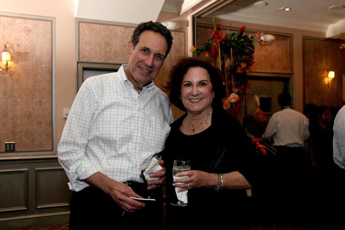 Ron and Penny Gellmann