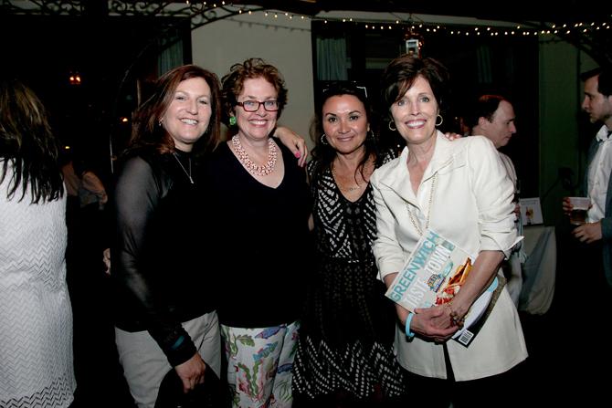 Barbara Zaccagnini, Barbara Wells, Barbara Straessle, and Barbara Cioffari