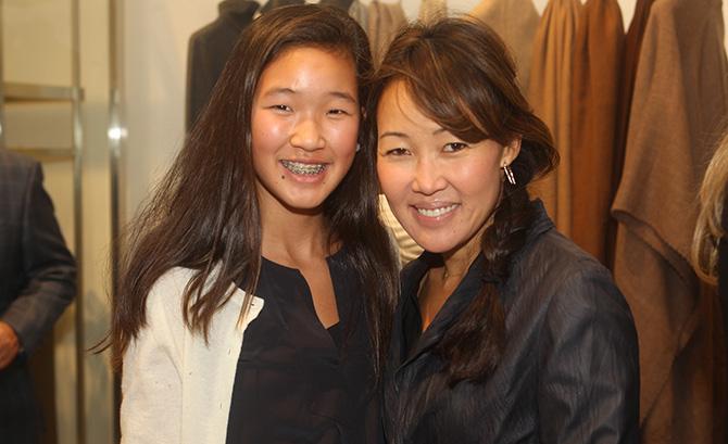 Grace Sunoo and Sharon Sunoo