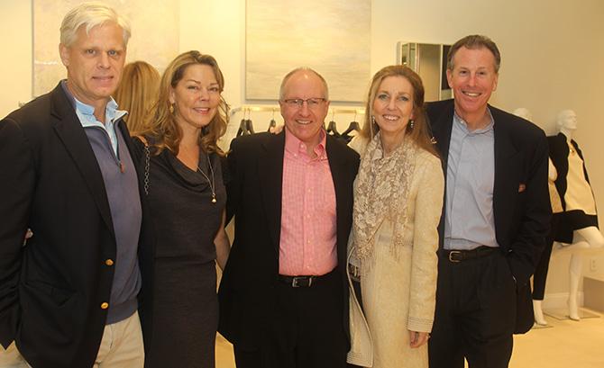Ted Smith, Ellen Granoff, Mike Gatliff, Julie Kast and Greg Neumann