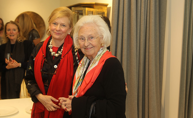 Anne Hubbard and Phyllis W McCormick