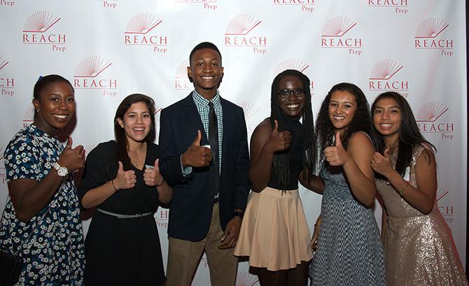 REACH Scholar Ambassadors
