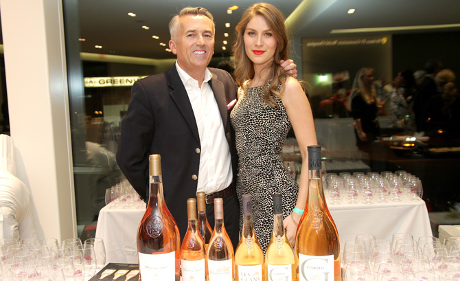 Paul Chevalier and Lauren Bonner