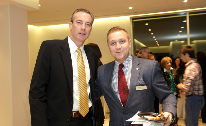 Jim Walsh and Robert Corbi