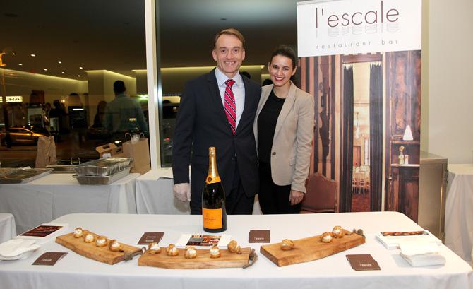 David Fletcher and Milica Tornjanski