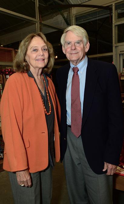 Richard and Jean Bergstresser