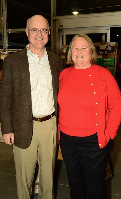 Allan and Lori Jackson