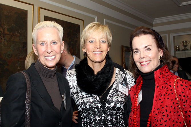 Carolee Friedlander, Lynn Connelly, Karen Gregory
