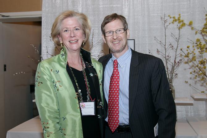 Mary Laughlin, Jonathan Moffly