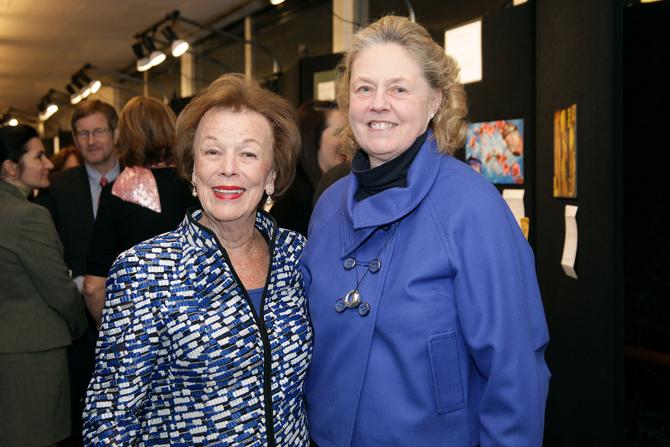 Carole Jones, Jane Marsh