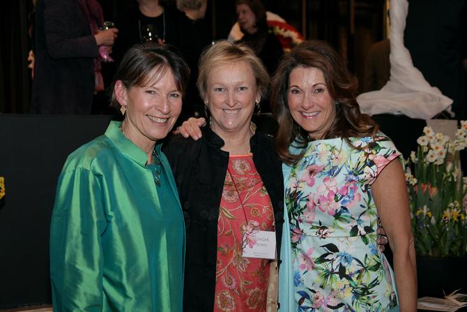 Beth Kiernan, Ginger Jenks, Susan Bevan